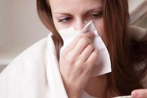 Dealing With The Flu
