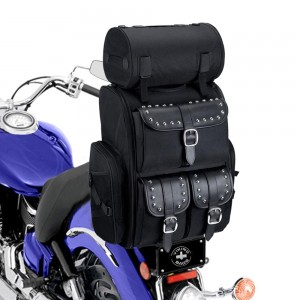 sissy bar bags 2 300x300 Analytical Review of Key Aspects of Motorcycle sissy bar bags