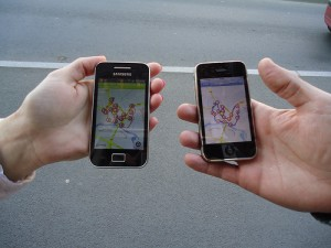 iPhone vs. Android - CreativeCommons