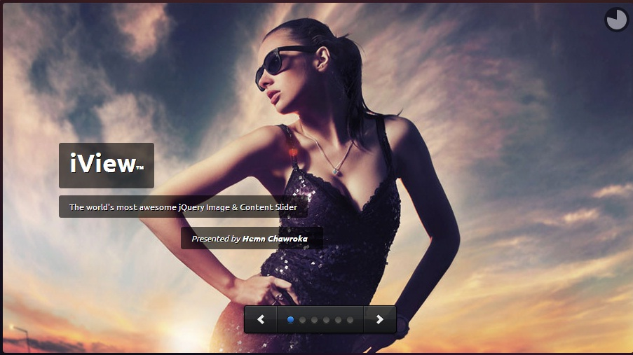 iview Super 7 Refreshing jQuery Content Sliders that you need to get your hands on