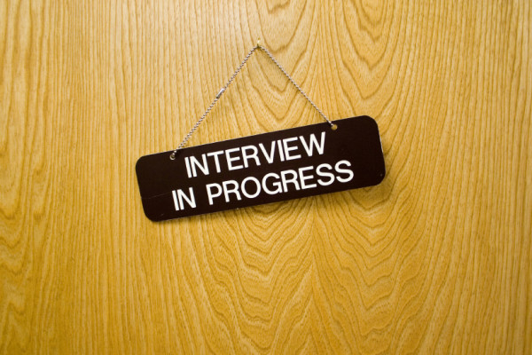 Interview In Progress Interview?? Excellent.. Job?? No.. WHY !!