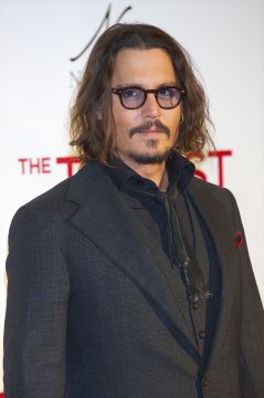 glasses Johnny Depp