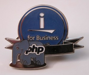 i_for_Business_PHP_pin