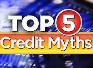 5 Credit Myths Exposed