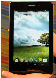 vb Asus Fonepad Brings Mobile Calls to the Tablet Form Factor