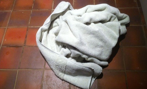 towel floor How to make your towels last longer