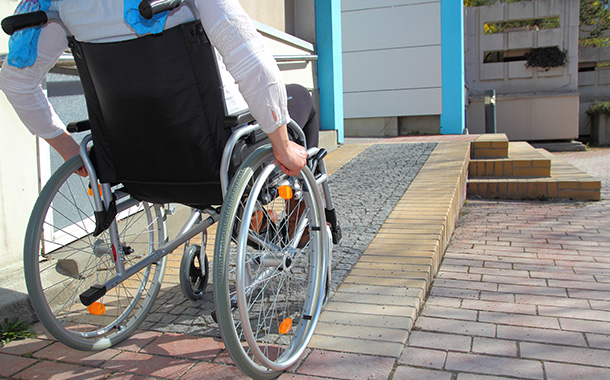 wheelchair ramp How to Adapt Your Home For a Wheelchair