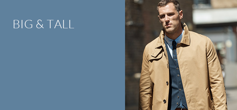 Hero Fashion Tips when Shopping in Big & Tall Men's Clothing Stores