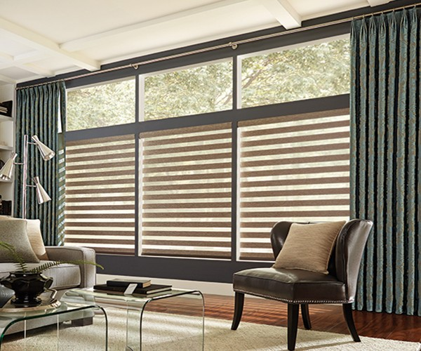 motorized graber zebra sheer shades 2 Top 10 Reasons for the Popularity of Zebra Sheer Shades